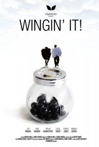 Wingin It Poster