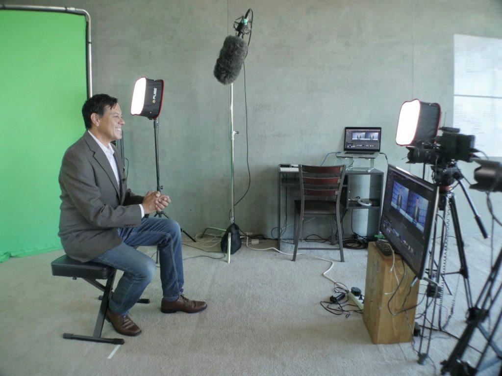 Live stream studio san diego