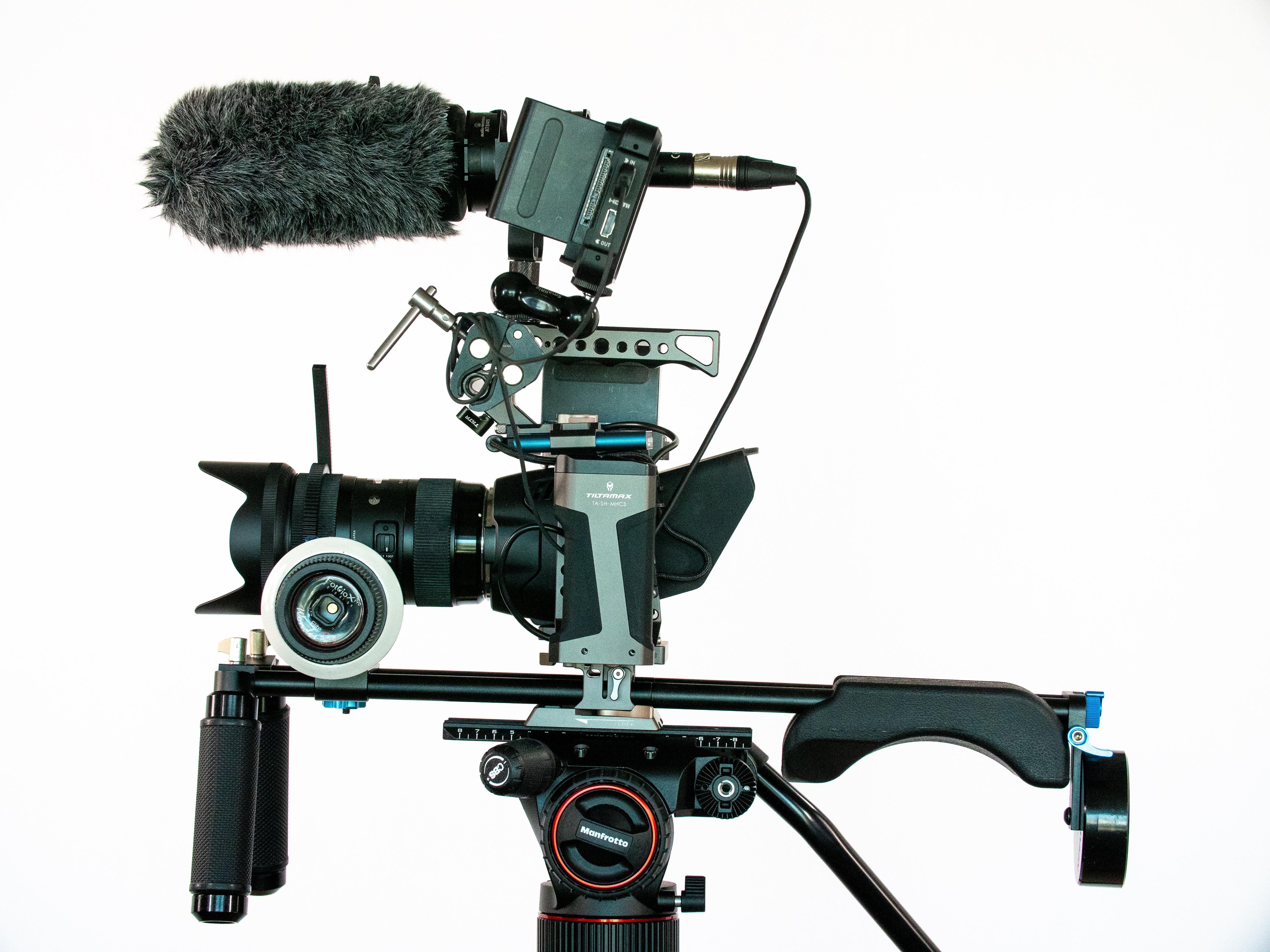 Black Magic Pocket Cinema Camera 6K