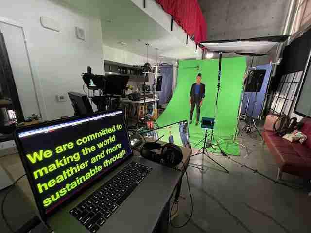 Green Screen Studio San Diego