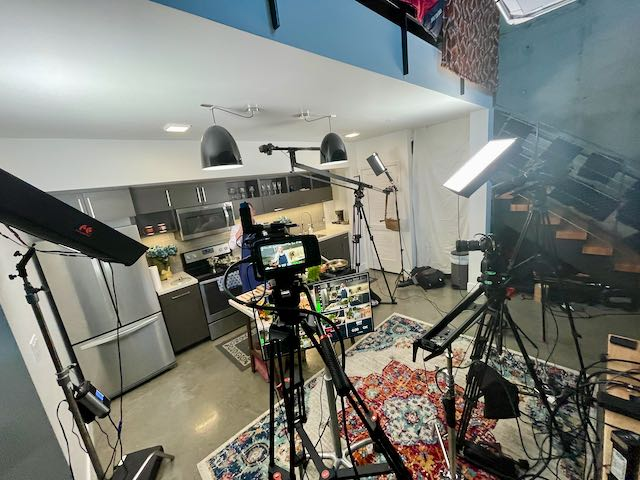 Cooking Show Video Production